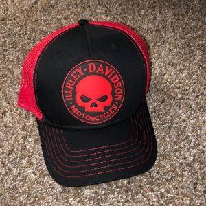 Harley-Davidson Mesh Trucker Hat